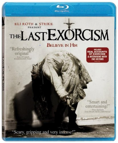Last Exorcism Fabian Bell Herthum Blu Ray Ws Pg13 2 Br