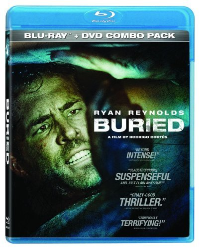 Buried Reynolds Ryan Blu Ray Ws R 2 Br