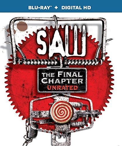 Saw The Final Chapter Bell Mandylor Russell Blu Ray Ws Ur Incl. DVD