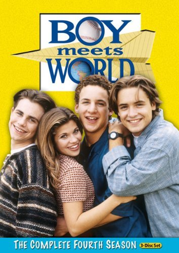 Boy Meets World Season 4 DVD Nr 3 DVD