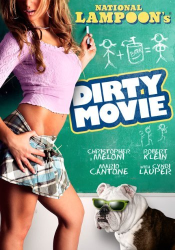 National Lampoon's Dirty Movie Meloni Klein Cantone Lauper Ws R