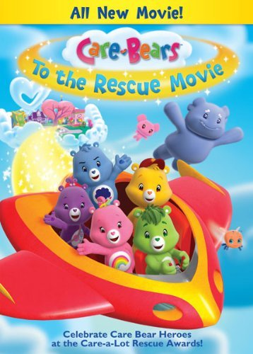 To The Rescue Movie Care Bears Ws Nr