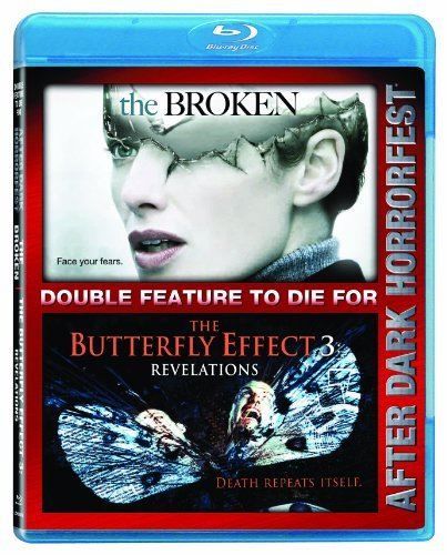 Broken Butterfly Effect 3 Best Of Horrorfest Double Feat Blu Ray Ws R
