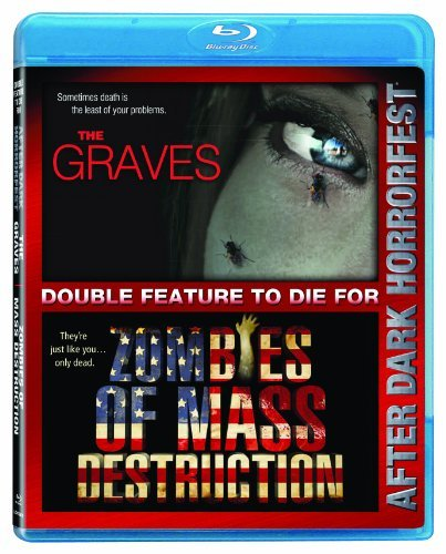 Graves Zombies Of Mass Destruc Best Of Horrorfest Double Feat Blu Ray Ws R