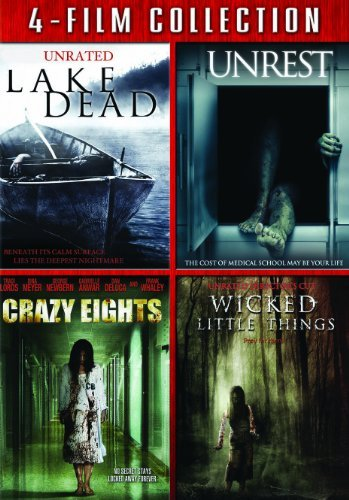 Lake Dead Unrest Crazy Eights Lake Dead Unrest Crazy Eights Ws R 4 DVD