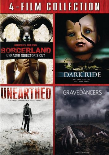 Borderland Dark Ride Unearthed Borderland Dark Ride Unearthed Ws R 4 DVD