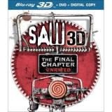 Saw 3 The Final Chapter Bell Mandylor Russell 3d Blu Ray DVD Ur