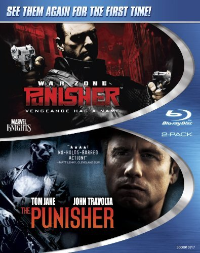 Punisher War Zone Punisher Punisher War Zone Punisher Blu Ray Ws Nr 2 Br