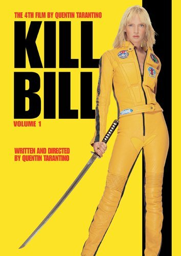 Kill Bill Vol. 1 Thurman Hannah Carradine Ws R
