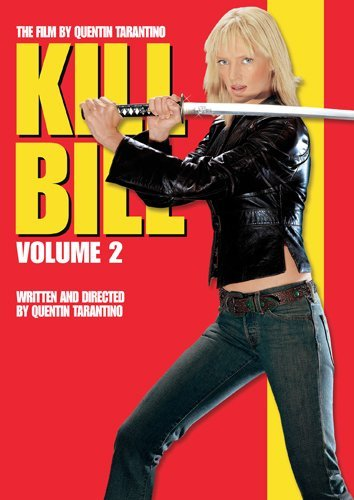 Kill Bill Vol. 2 Thurman Hannah Carradine Ws Nr