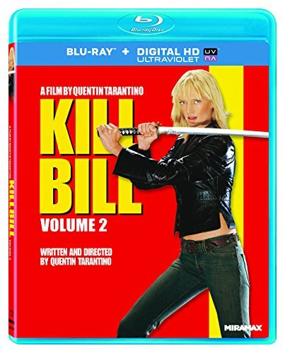 Kill Bill Vol. 2 Thurman Hannah Carradine Blu Ray Ws R