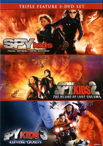 Spy Kids 3 Movie Collection Spy Kids 3 Movie Collection Ws Pg