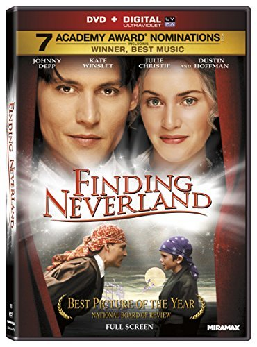 Finding Neverland Depp Johnny Pg