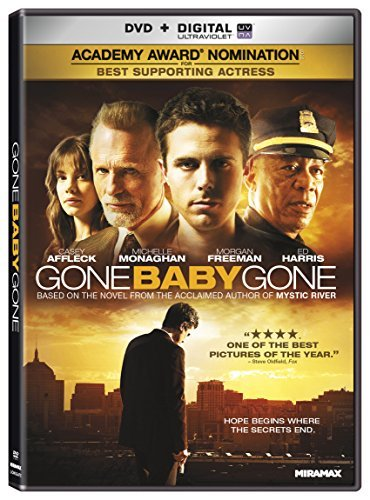 Gone Baby Gone Affleck Freeman Harris DVD R Ws
