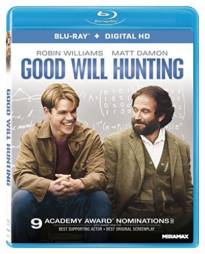 Good Will Hunting Williams Damon Affleck R