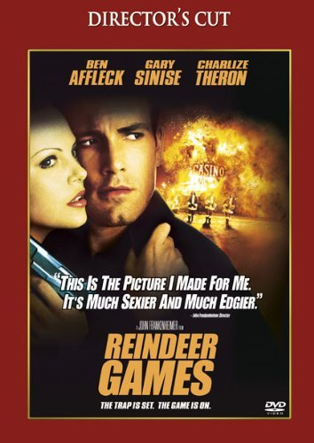 Reindeer Games Affleck Sinise Theron Ws R Dir. Cut
