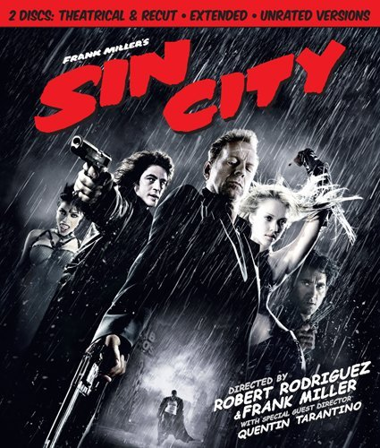 Sin City Willis Alba Rourke Blu Ray Ws R 2 Br