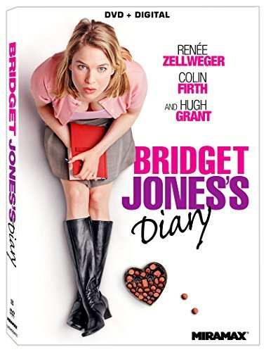 Bridget Jones's Diary Zellweger Firth Grant Blackman DVD Nr Coll Ed.