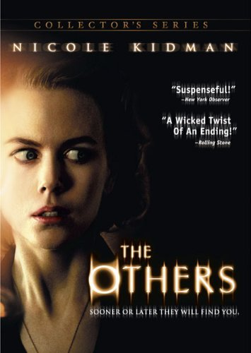 Others Kidman Eccleston Flanagan Cass Aws Fra Spa Dub Pg13 2 DVD
