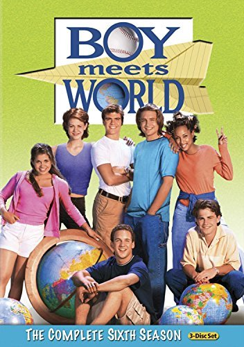 Boy Meets World Season 6 DVD Nr 3 DVD