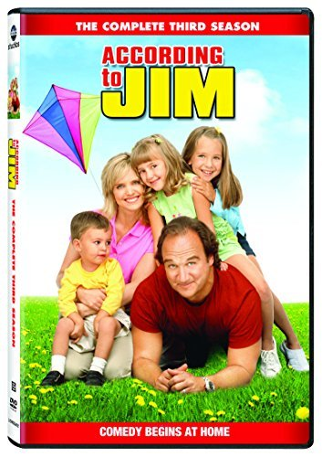 According To Jim According To Jim Season 3 Ws Nr 4 DVD