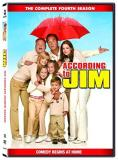 According To Jim According To Jim Season 4 Ws Nr 4 DVD