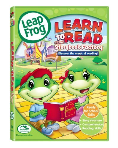 Learn To Read At The Storybook Leapfrog Nr
