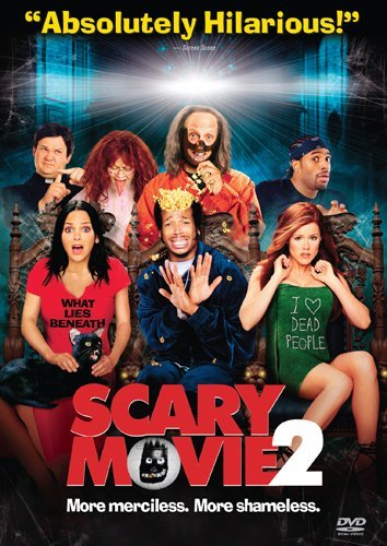 Scary Movie 2 Faris Wayans Wayans Hall Maste Ws R