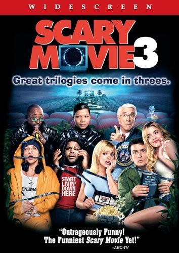 Scary Movie 3 Faris Sheen Griffin Richards P Ws Nr