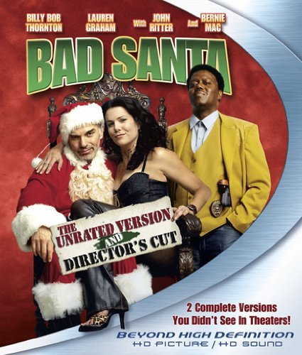 Badder Santa Thornton Graham Ritter Mac Blu Ray Ws Nr Unrated