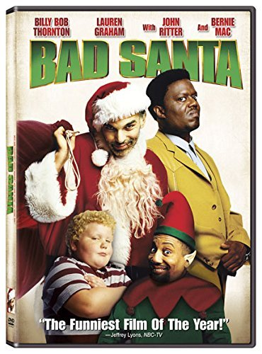 Bad Santa Thornton Graham Ritter Mac DVD Nr