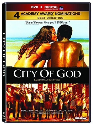 City Of God Rodrigues Haagensen Silva DVD R