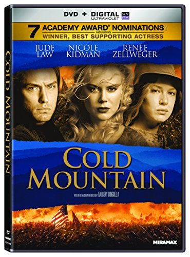 Cold Mountain Law Kidman Zellweger Portman Ws Nr 2 DVD