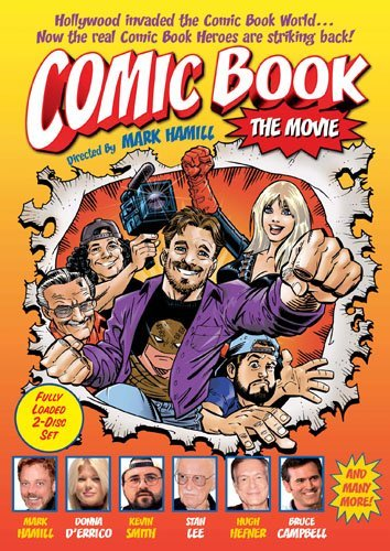 Comic Book Comic Book Ws Nr 2 DVD