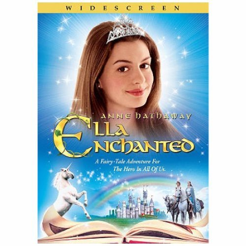 Ella Enchanted Hathaway Dancey Elwes Bergin Ws Nr