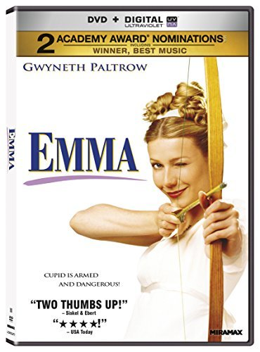 Emma (1996) Paltrow Cosmo Scacchi Cumming Keeper Pg