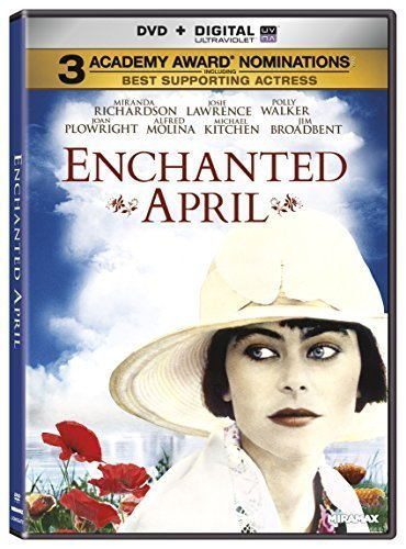 Enchanted April Lawrence Richardson Ws Pg