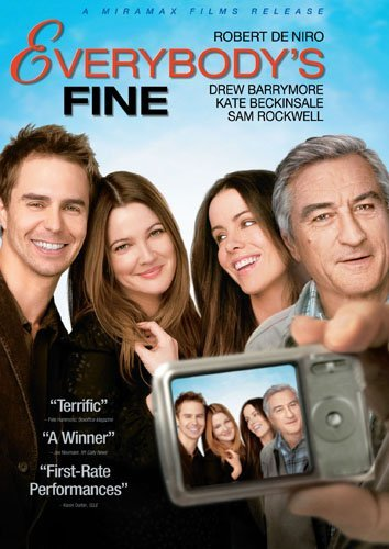 Everybody's Fine Deniro Barrymore Beckinsale Ro Ws Pg13
