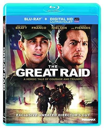 Great Raid Great Raid Blu Ray Ws Pg13