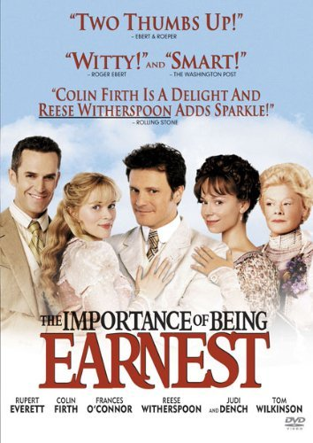 Importance Of Being Earnest (2 Everett Firth O'connor Withers Ws Pg