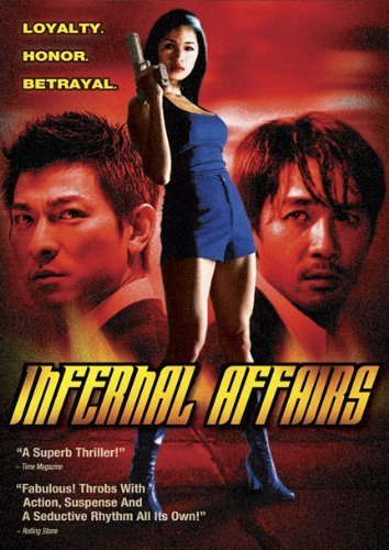 Infernal Affairs Lau Leung Tsang Wong Ws R