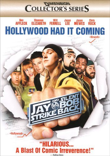 Jay & Silent Bob Strike Back Mewes Smith Elizabeth Affleck Aws R Coll. Series