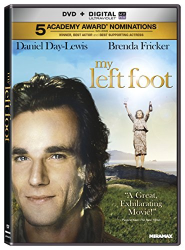 My Left Foot Lewis Mcanally Fricker Mccabe DVD Pg13