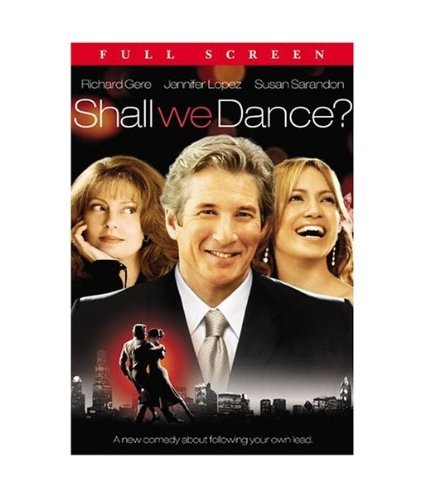 Shall We Dance (2004) Gere Lopez Sarandon Cannavale Ws Pg13