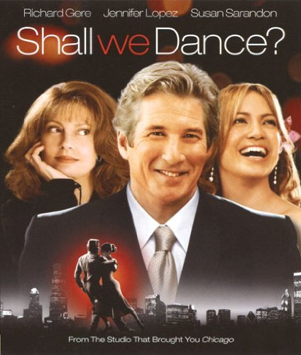 Shall We Dance? Gere Lopez Blu Ray Ws Nr