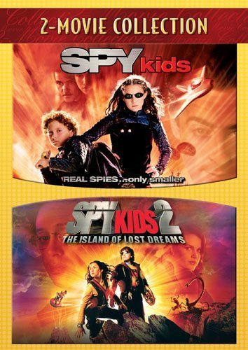 Spy Kids Spa Kids 2 Island Of Spy Kids Spy Kids 2 Island Of Ws Nr 2 DVD