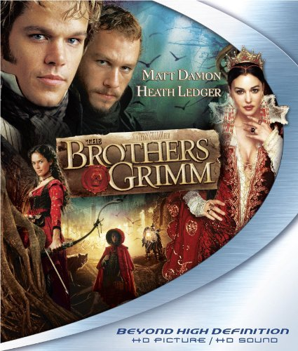 Brothers Grimm Brothers Grimm Blu Ray Ws Pg13
