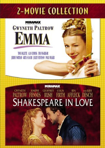 Emma Shakespeare In Love Emma Shakespeare In Love Ws Nr 2 DVD