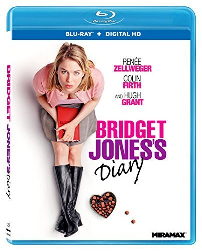 Bridget Jones's Diary Zellweger Firth Grant Blu Ray Ws R