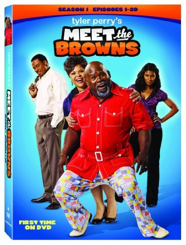 Meet The Browns Season 1 Tyler Perry DVD